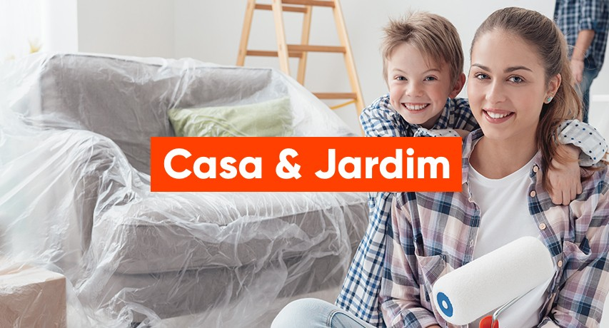 CASA & JARDIM
